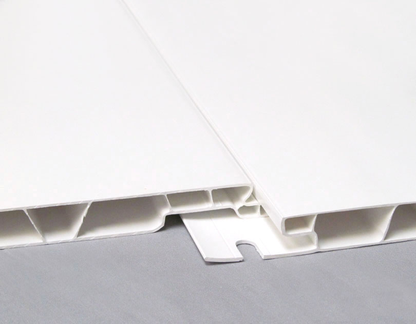 12 Trusscore Pvc Interlocking Liner Panel Bright White
