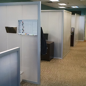 Themoclick Office Partitions